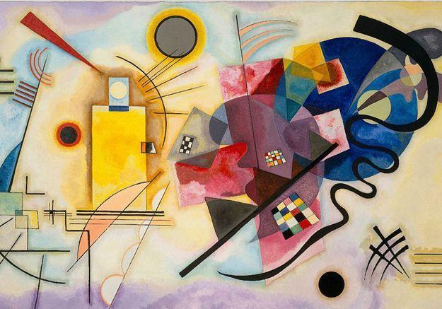 Une plateforme numérique pour Kandinsky