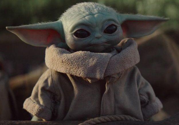 Baby Yoda : le phénomène qui attendrit Internet et même Céline Dion