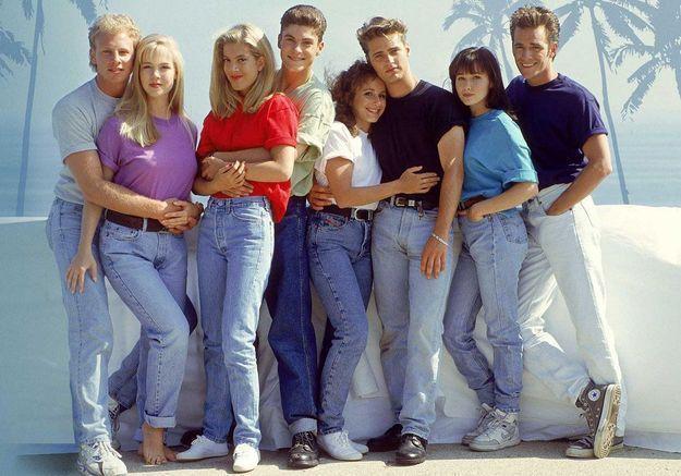 Beverly Hills 90210 : la série revient avec le casting original !