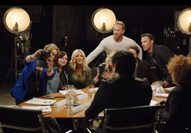 « Beverly Hills » : une première bande-annonce nostalgique pour le reboot