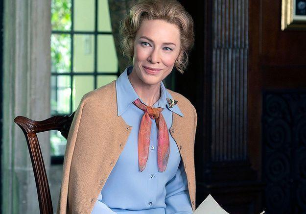 Cate Blanchett joue une militante anti-féministe dans « Mrs America » sur Canal +