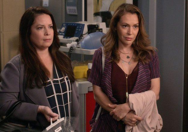 « Charmed » : Alyssa Milano et Holly Marie Combs bientôt réunies dans Grey's Anatomy