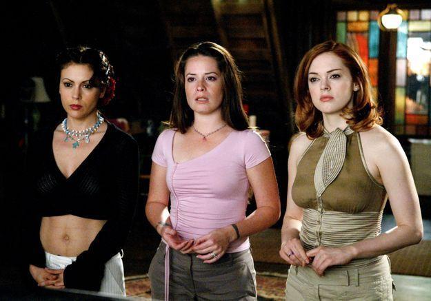 Charmed : cette scène d'Alyssa Milano dénudée qui a posé problème