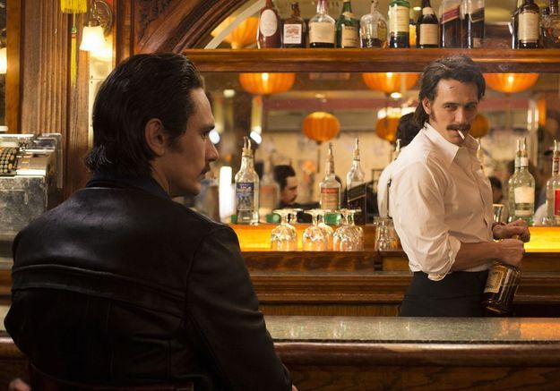 Dans « The Deuce », James Franco plonge dans l'industrie du porno