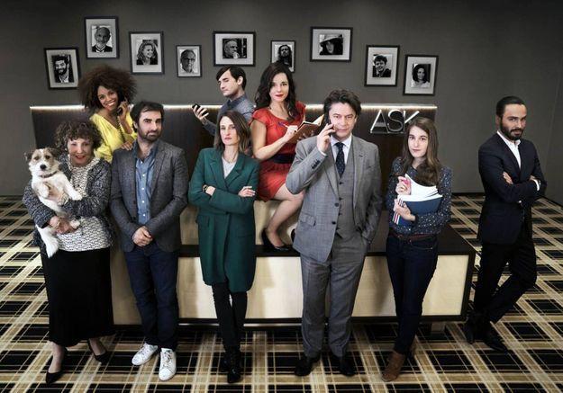 Dix pour cent : le casting de la saison 4 enfin dévoilé