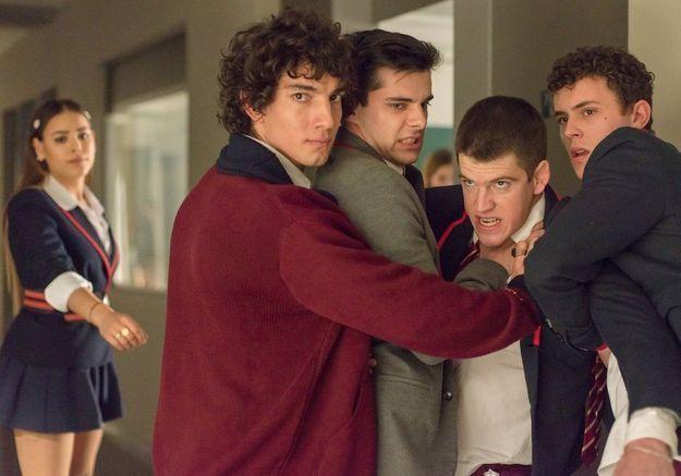 Elite : la saison 3 bientôt disponible sur Netflix