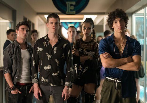 Élite saison 5 : la série Netflix renouvelée avant même la diffusion de la saison 4