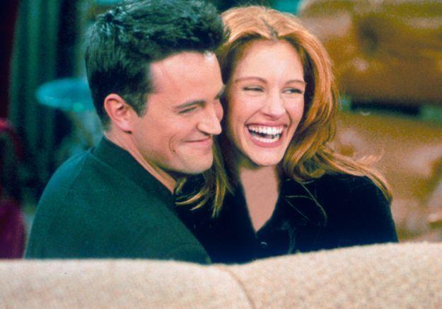 Friends : comment Matthew Perry a persuadé Julia Roberts d'intégrer la série
