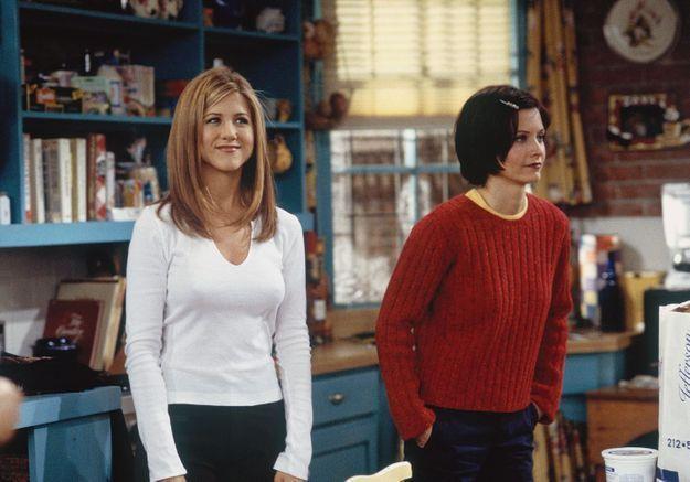 Friends : Courteney Cox aurait dû incarner Rachel dans la série culte