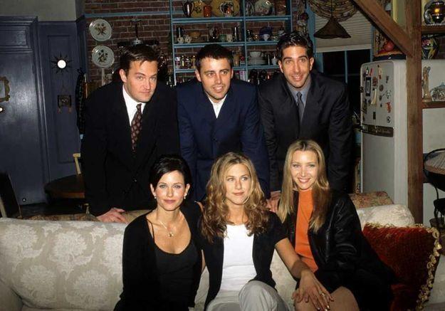 Friends : Jennifer Aniston a-t-elle révélé le retour de la série ?