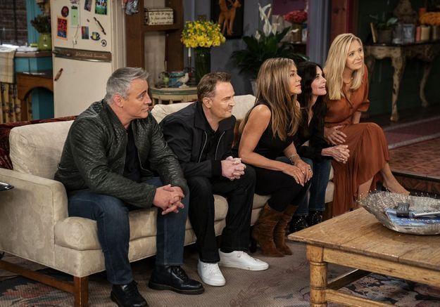Friends : Jennifer Aniston dévoile les coulisses de l'épisode spécial retrouvailles