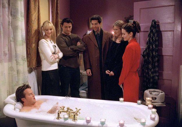 Friends : le tournage de l'épisode spécial retrouvailles enfin terminé