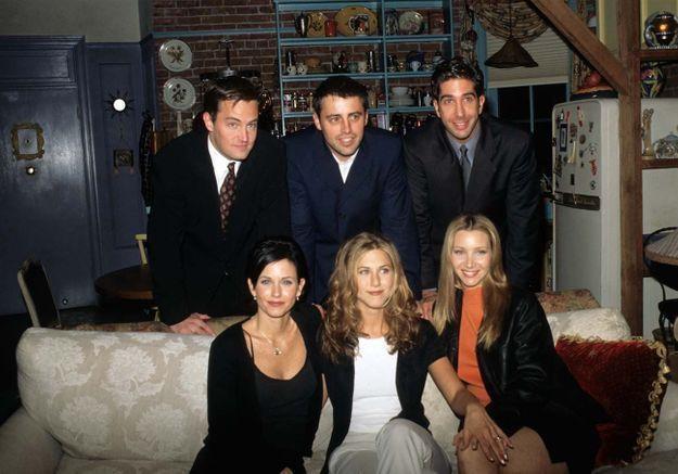 Friends : les raisons qui retardent le retour de la série culte