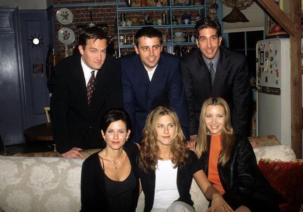 Friends : tapez le nom des six personnages sur Google et découvrez leur surprise !