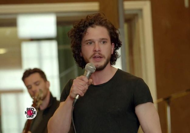 Game of Thrones : le casting au complet chante avec Coldplay