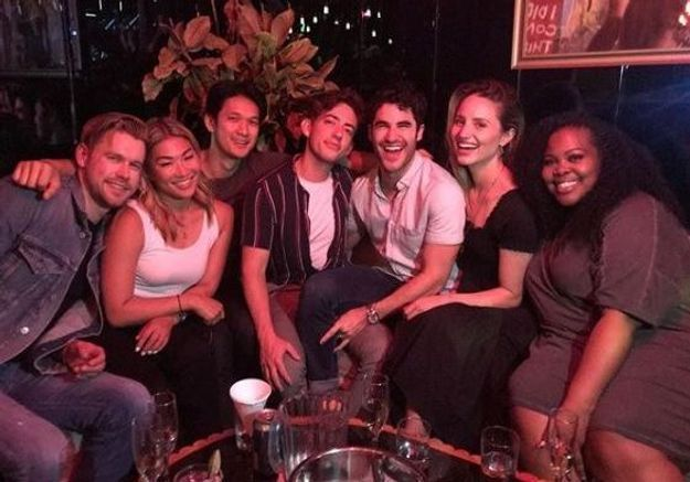 « Glee » : retrouvailles en musique quatre ans après la fin du show