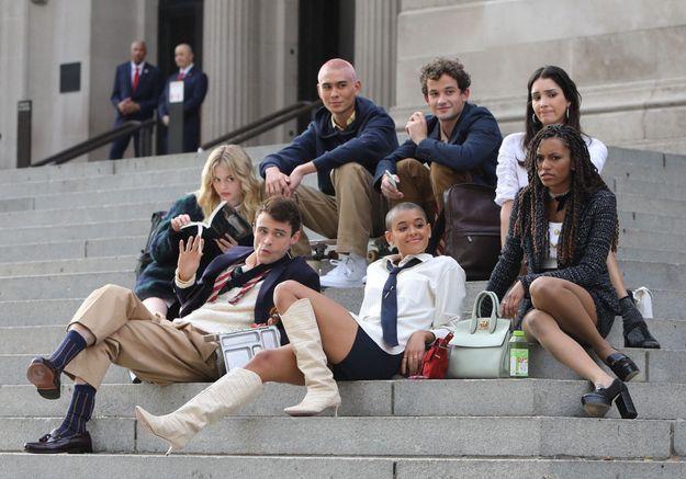 Gossip Girl : HBO Max dévoile la bande-annonce officielle du reboot