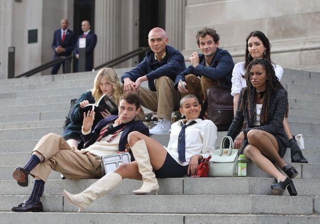 Gossip Girl : le casting original fera-t-il son retour dans le reboot ?