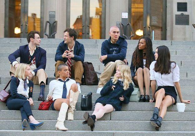 Gossip Girl : un casting plus inclusif pour le reboot