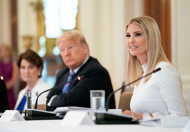 HBO prépare une série sur la jeunesse d'Ivanka Trump, la fille du président Trump