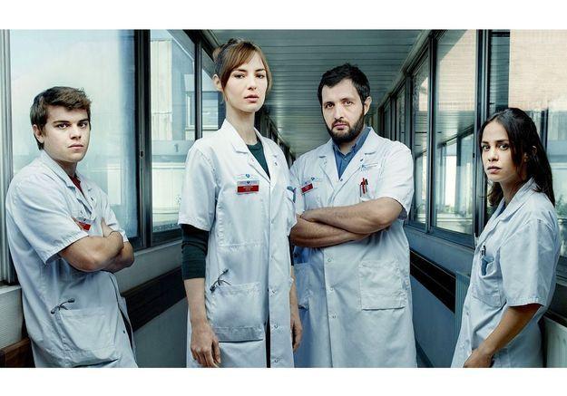« Hippocrate » : que vaut la série de Canal+ ?