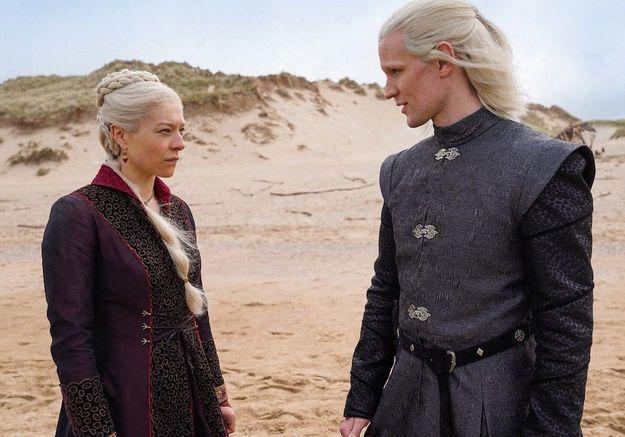 House of the Dragon : découvrez la bande-annonce du préquel de « Game of Thrones »