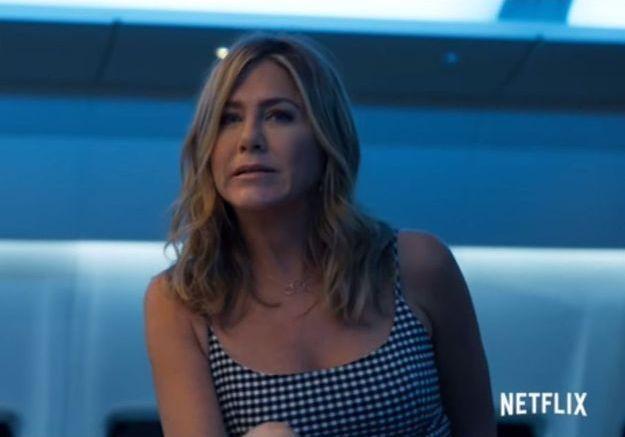 Jennifer Aniston et Dany Boon hilarants dans la bande-annonce d'une comédie policière Netflix