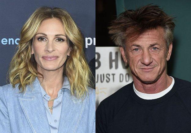 Julia Roberts et Sean Penn au cœur d'une série sur le Watergate