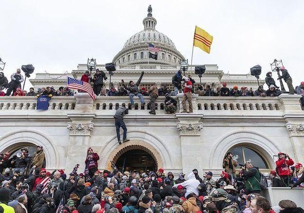 L'invasion du Capitole bientôt adaptée en série