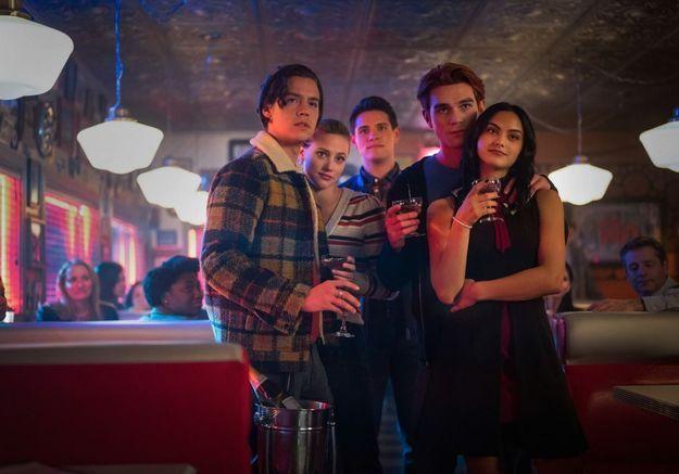 La série « Riverdale » renouvelée pour une saison 6