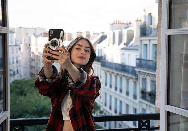 La vraie Emily in Paris, c'est (presque) elle !