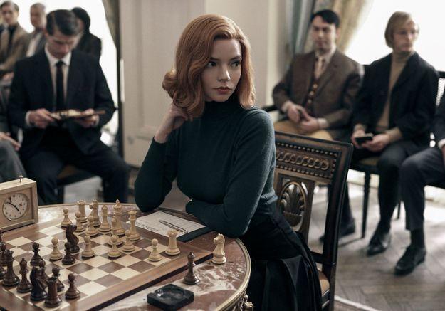 Le Jeu de la Dame : la série à succès bientôt adaptée en comédie musicale