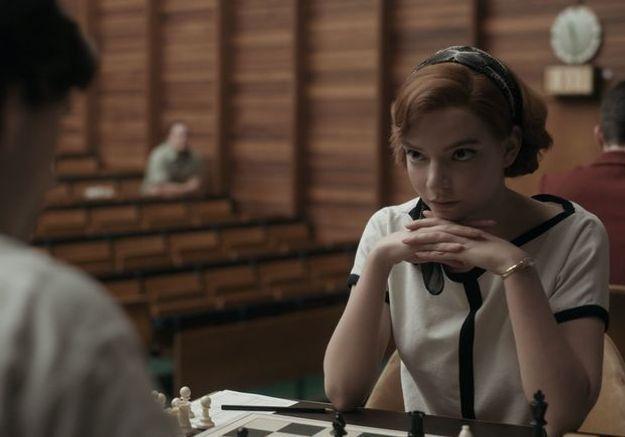 Le Jeu de la Dame : une championne d'échecs attaque Netflix