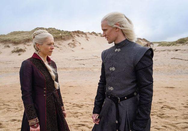 Les images officielles de « The House of the Dragon », le tant attendu préquel de « Game of Thrones », enfin dévoilées !