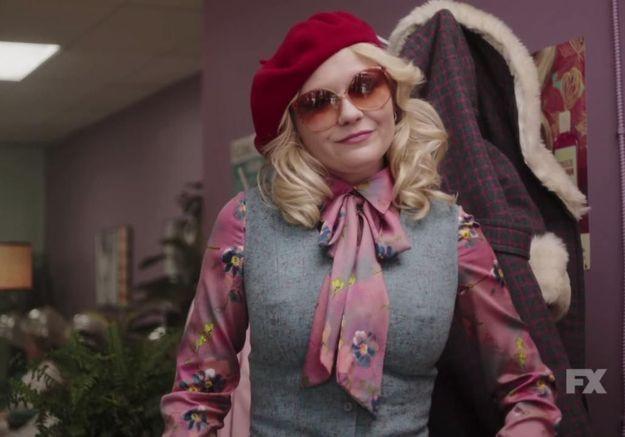Les premières images de Kirsten Dunst dans « Fargo » saison 2