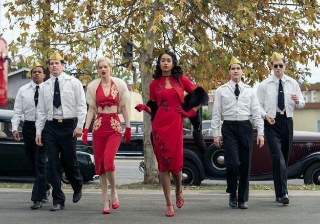 Netflix : bientôt une saison 2 pour la série « Hollywood » ?