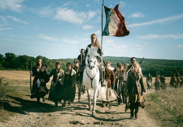 Netflix : découvrez la première bande-annonce de la série « La Révolution »