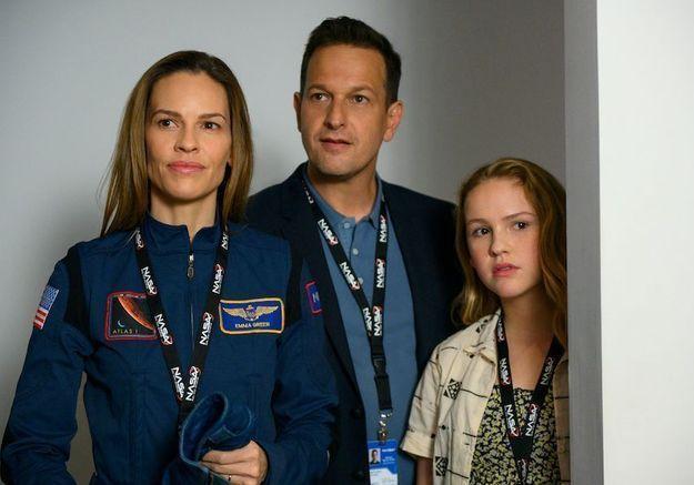 Netflix : Hilary Swank nous emmène dans les étoiles avec la série ...