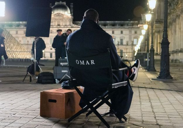 Netflix : Omar Sy devient Arsène Lupin dans un teaser alléchant
