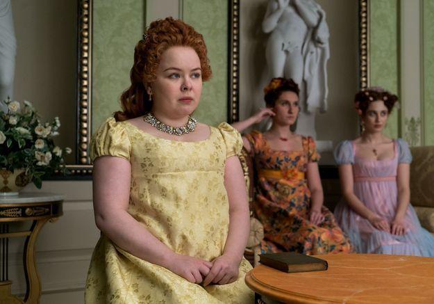 Nicola Coughlan (Bridgerton) répond aux critiques sur la diversité de la série