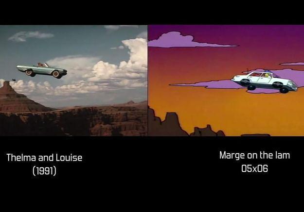 #PrêtàLiker : une vidéo compile les références ciné dans « Les Simpson »