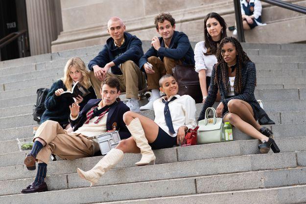 Reboot de Gossip Girl : l'identité de la célèbre blogueuse anonyme déjà dévoilée