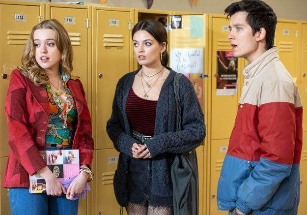Sex Education saison 3 : un acteur de « Harry Potter » va jouer dans la série