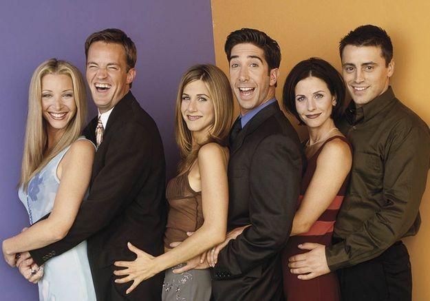 Et si la série « Friends » se passait à Paris ?