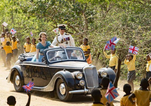 « The Crown » : la série qui révèle le passé d'Elizabeth II