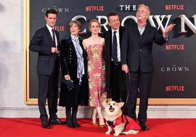The Crown : une star américaine rejoint le casting !