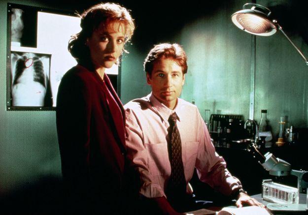 X-Files revient pour six épisodes avec Mulder et Scully