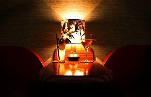Un bar lounge à Paris 11