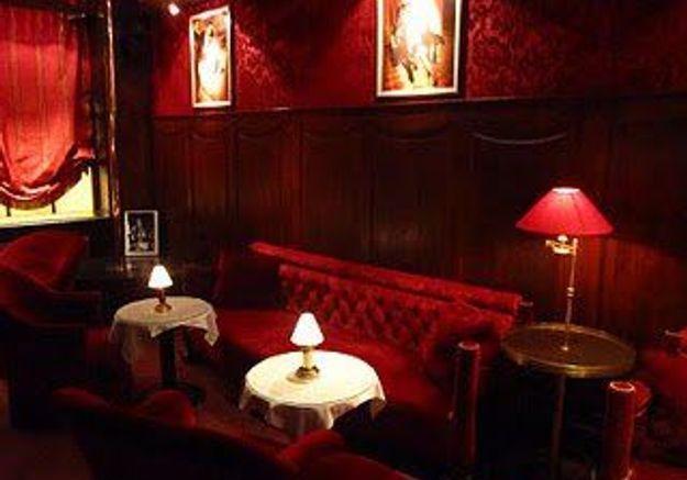 Un bar lounge à Paris 16