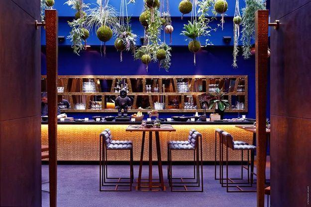 Un bar latino à Paris dans le quartier de République